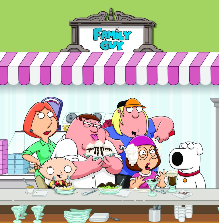Family Guy dating en flicka med ett dåligt skratt CS gå matchmaking grupper